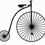 Bicycles Wall Vinyl Decals Sticker